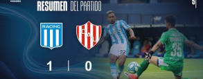 Racing Club 1:0 Union Santa Fe
