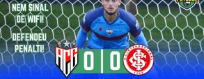 Atletico Goianiense 0:0 Internacional