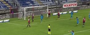 Cagliari 2:2 Spezia