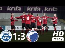 SonderjyskE 1:3 FC Kopenhaga