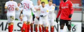 Hannover 96 0:3 Holstein Kiel