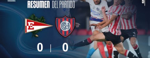 Estudiantes 1:1 San Lorenzo