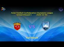 Shanghai SIPG 0:4 Sydney FC
