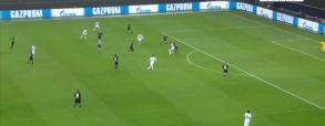 Borussia Monchengladbach 2:3 Inter Mediolan