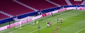Atletico Madryt 1:1 Bayern Monachium