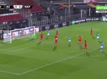 AZ Alkmaar 1:1 Napoli