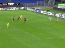 AS Roma 3:1 Young Boys