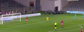 Nimes Olympique 0:2 Olympique Marsylia