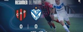 Patronato 0:0 Velez Sarsfield