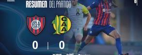 San Lorenzo 1:0 Aldosivi