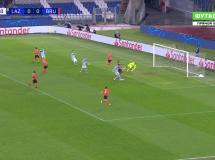 Lazio Rzym 2:2 Club Brugge