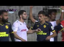 APOEL 0:3 Omonia Nikozja