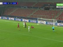 Midtjylland 1:1 Liverpool