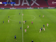 Ajax Amsterdam 0:1 Atalanta