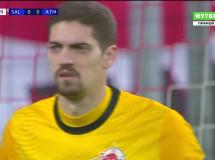 Red Bull Salzburg 0:2 Atletico Madryt