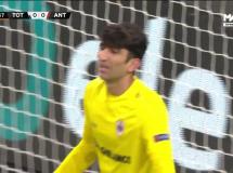 Tottenham Hotspur 2:0 Antwerp