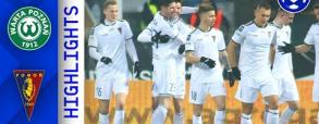 Górnik Zabrze 0:2 Cracovia Kraków