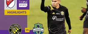Columbus Crew 3:0 Seattle Sounders
