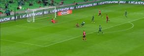 FK Krasnodar 5:0 Lokomotiw Moskwa