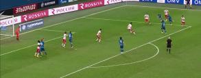 Zenit St. Petersburg 3:1 Spartak Moskwa