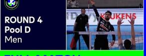 Knack Roeselare 0:3 Kuzbass Kemerowo