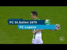 St. Gallen 1:3 Lugano