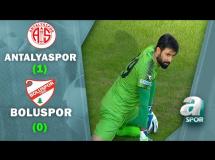 Antalyaspor 1:0 Boluspor