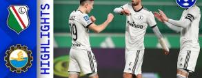 Legia Warszawa 2:3 Stal Mielec