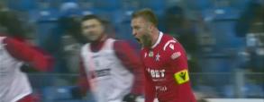 Lech Poznań 0:1 Wisła Kraków