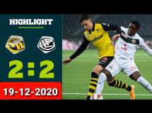 Young Boys 2:2 Lugano