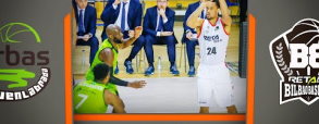 Baloncesto Fuenlabrada 70:74 Bilbao Basket