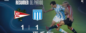 Estudiantes 1:2 Racing Club
