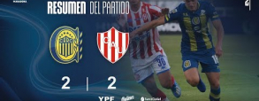 Rosario Central 2:2 Union Santa Fe