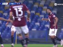 Napoli 1:1 Torino