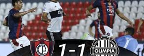 Cerro Porteno 0:4 Olimpia Asuncion