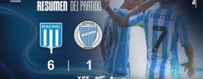 Racing Club 6:1 Godoy Cruz