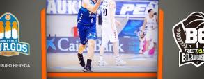 San Pablo Burgos 64:90 Bilbao Basket