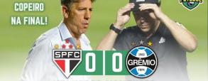 Sao Paulo 0:0 Gremio