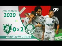 Atletico Mineiro 0:2 Palmeiras