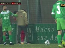 Cornella 1:0 Atletico Madryt