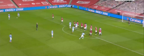 Manchester United 0:2 Manchester City