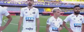 Boca Juniors 0:0 Santos