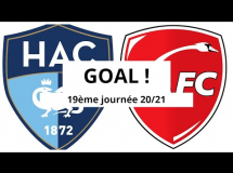 Le Havre 0:2 Valenciennes