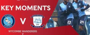 Wycombe 4:1 Preston North End
