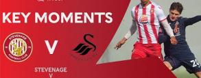 Stevenage 0:2 Swansea City