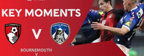 Oldham Athletic 1:4 AFC Bournemouth