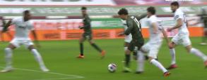 Augsburg 1:4 VfB Stuttgart