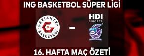 Gaziantep 90:80 Belediyespor