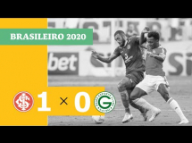 Internacional 1:0 Goias