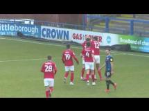 Rochdale 3:0 Crewe Alexandra